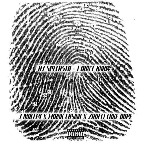 New Release: DJ Speedsta - I Don't Know [ft Frank Casino, J Molly, Zooci Coke Dope]