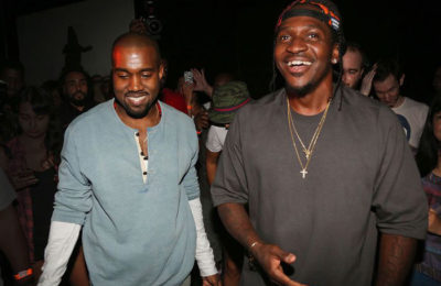 "Pusha T Helping Kanye West Find ""His Creative Groove"" Again"