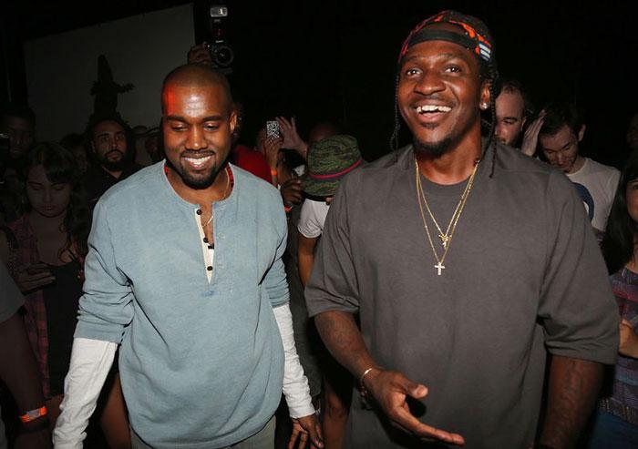 "Pusha T Helping Kanye West Find ""His Creative Groove"" Again"