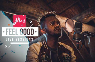 Watch Kwesta Performing At JR's Feel Good Live Sessions