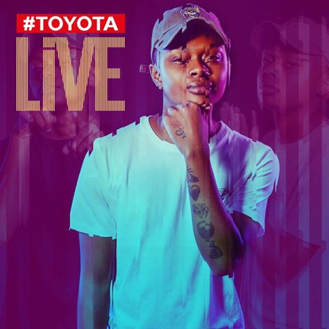 Watch A-Reece & Shekhinah Finesse Their Toyota Live Performance
