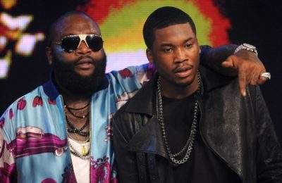 Rick Ross Has Announced The Title Of Meek Mill's Next Album