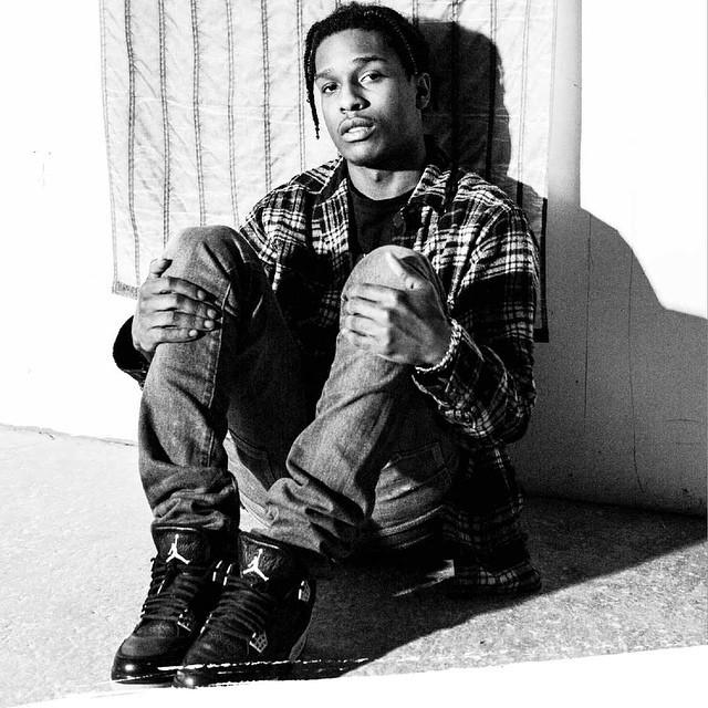 ASAP Rocky's Home Hit By Armed Robbers For More Than R19 Million