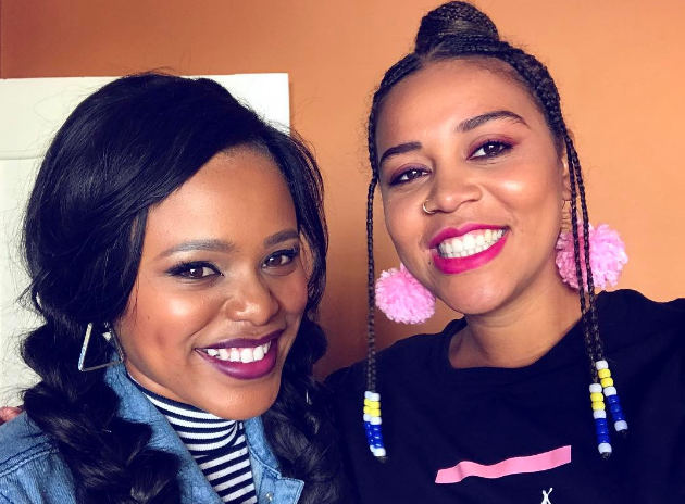 Sho Madjozi Explains How She Comes Up With Her Hairstyles