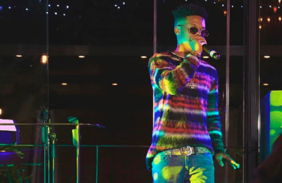 Nasty C Reacts To His BET Nomination