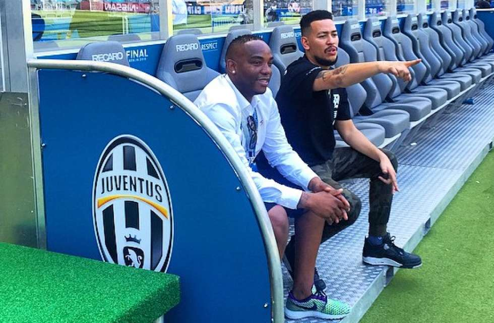 Benni McCarthy Opens Up About Who His Favorite Rapper Is