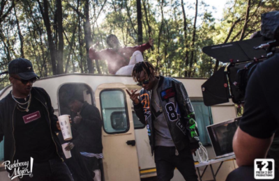 Gemini Major Releases Some BTS Footage From The Bando Video Shoot