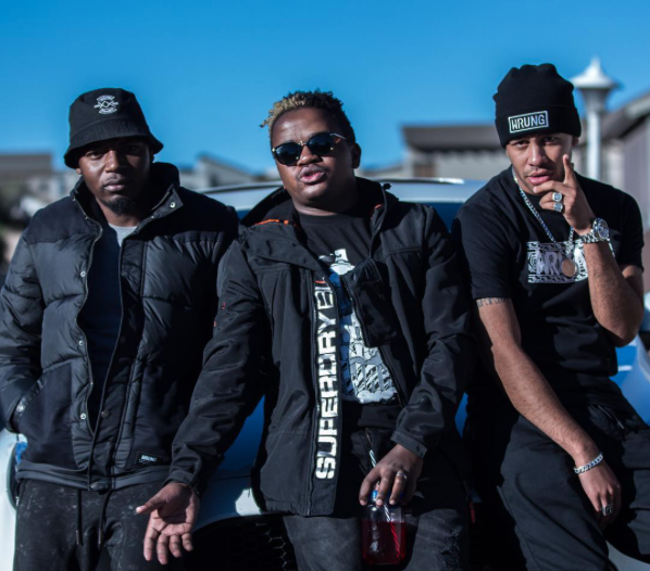 Dj Radix Releases A Snippet Of Malume Video With Maraza & Youngsta