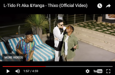 New Release: L-Tido - Thixo Video [ft AKA X Yanga]