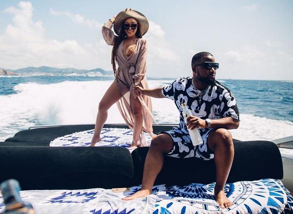 Cassper Nyovest & Thando Thabooty Thabethe Living It Up In Ibiza