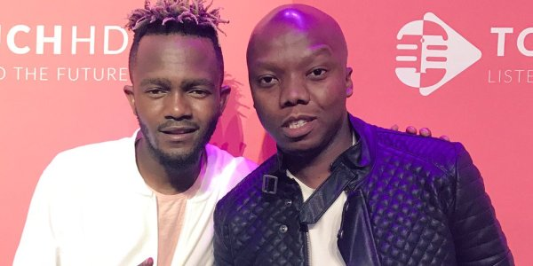 Kwesta Blames Mabala Noise For Giving Fans A 15 Minute Show
