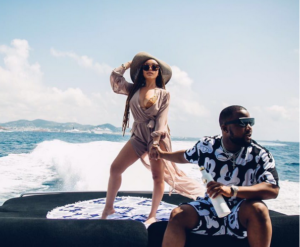Cassper Nyovest & Thando Thabooty Thabethe Living It Up In Ibiza