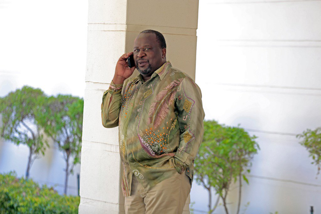 """You owe me a lot of money,"" Tito Mboweni To Cassper"