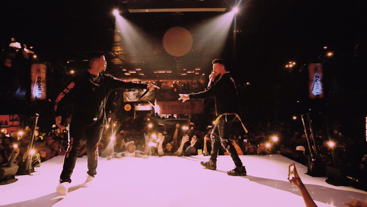 Top 10 Pics From AKA & Anatii's Be Careful What You Wish For Album Launch