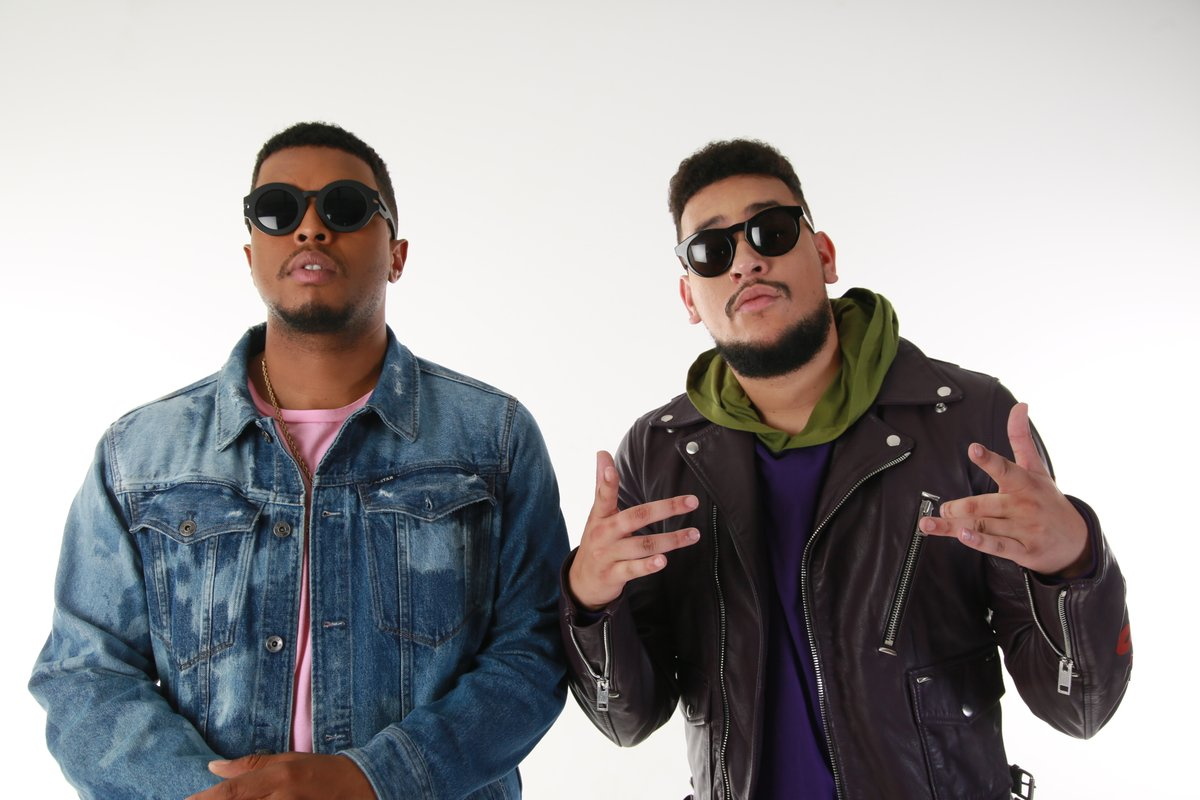 AKA & Anatii Premier New Music On Ebro's Beats1 Show In The USA