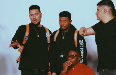 Check Out What AKA & Anatii Are Promising At Their Album Launch