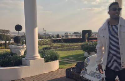 Blayze Shares Lit Snippet Of His 'Get The Bag' Video Featuring AKA
