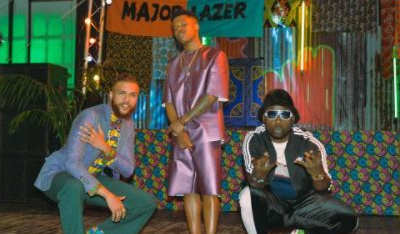 Check Out The #BTS Pics From The Particula Video Shoot