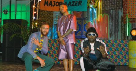 New Release: Major Lazer X Maphorisa - Particular Video [ft Nasty C, Jidenna]