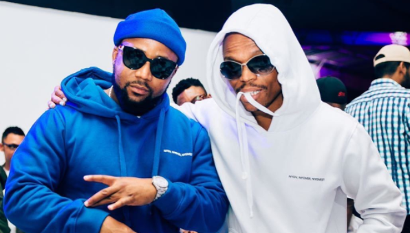 """We almost sold out"" Says Cassper Nyovest About The Family Tree Tracksuit"