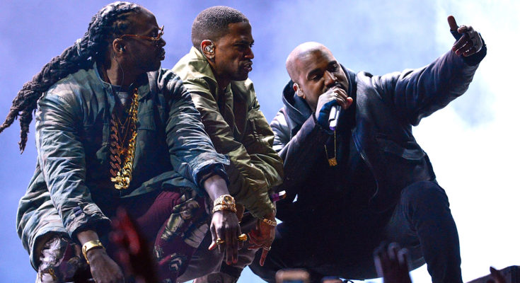2 Chainz Opens Up About Where Kanye's Relationship With Jay Z Stands