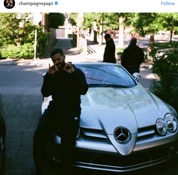 Drake And His Car Collection Sa Hip Hop Mag