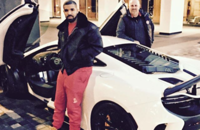 Drake And His Car Collection