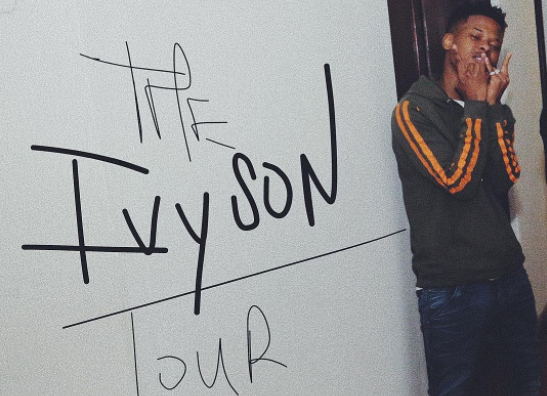 Check Out Nasty C's Rules For The 'Ivy Son Tour'