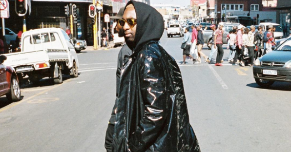 Riky Rick Currently Shooting A TV Show