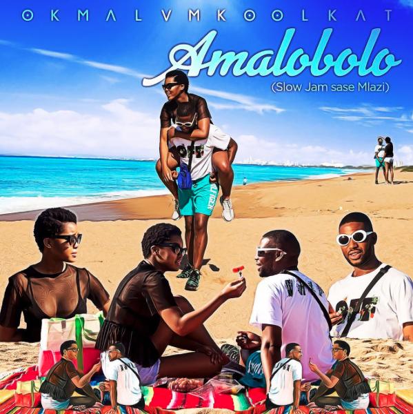 New Release: Okmalumkoolkat - Amalobolo