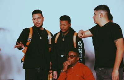 Check Out BTS Images From The Don't Forget To Pray Video Shoot
