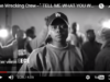 New Release: Wrecking Crew - Tell Me What You Want Video