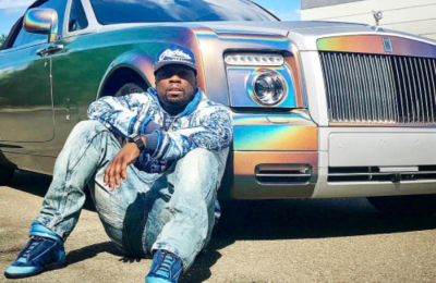 """50 Cent Casually Takes Responsibility For """"Power"""" Leak"""