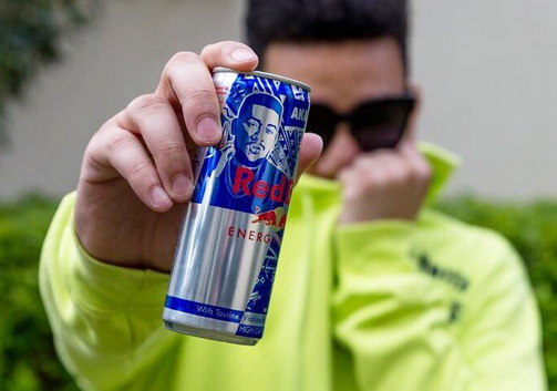 Look Out For AKA's Face On Red Bull Culture Clash Cans