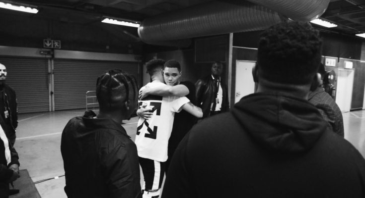 Check Out Backstage Pics Of AKA, Trevor Noah, Bonang & More