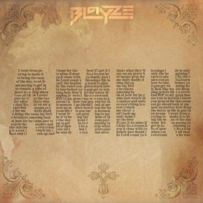 New Release: Blayze - Amen