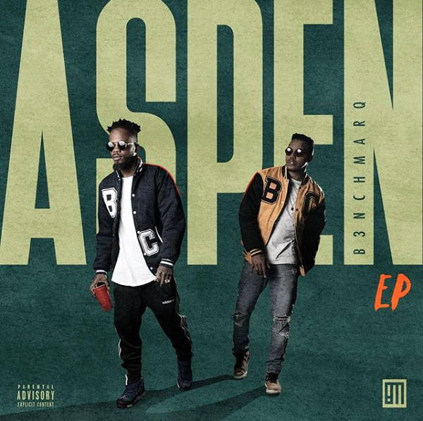 New Release: B3nchmarq - ASPEN EP