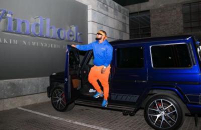 Watch Cassper Nyovest Showcasing His Rap Skills In Pretoria
