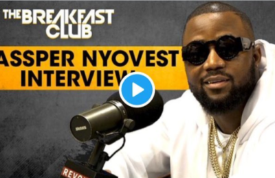 How Social Media Reacted To Cassper Nyovest's Breakfast Club Interview