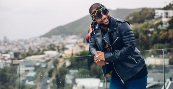 Watch NBA Superstar Joel Embiid Hanging Out At Cassper Nyovest's Mansion