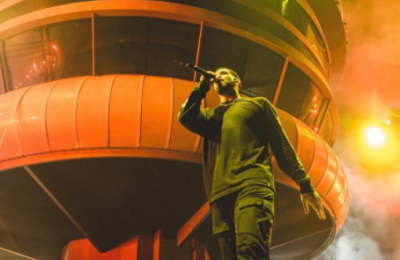 The Story Behind That Big-Ass CN Tower Replica Drake Had at OVO Fest
