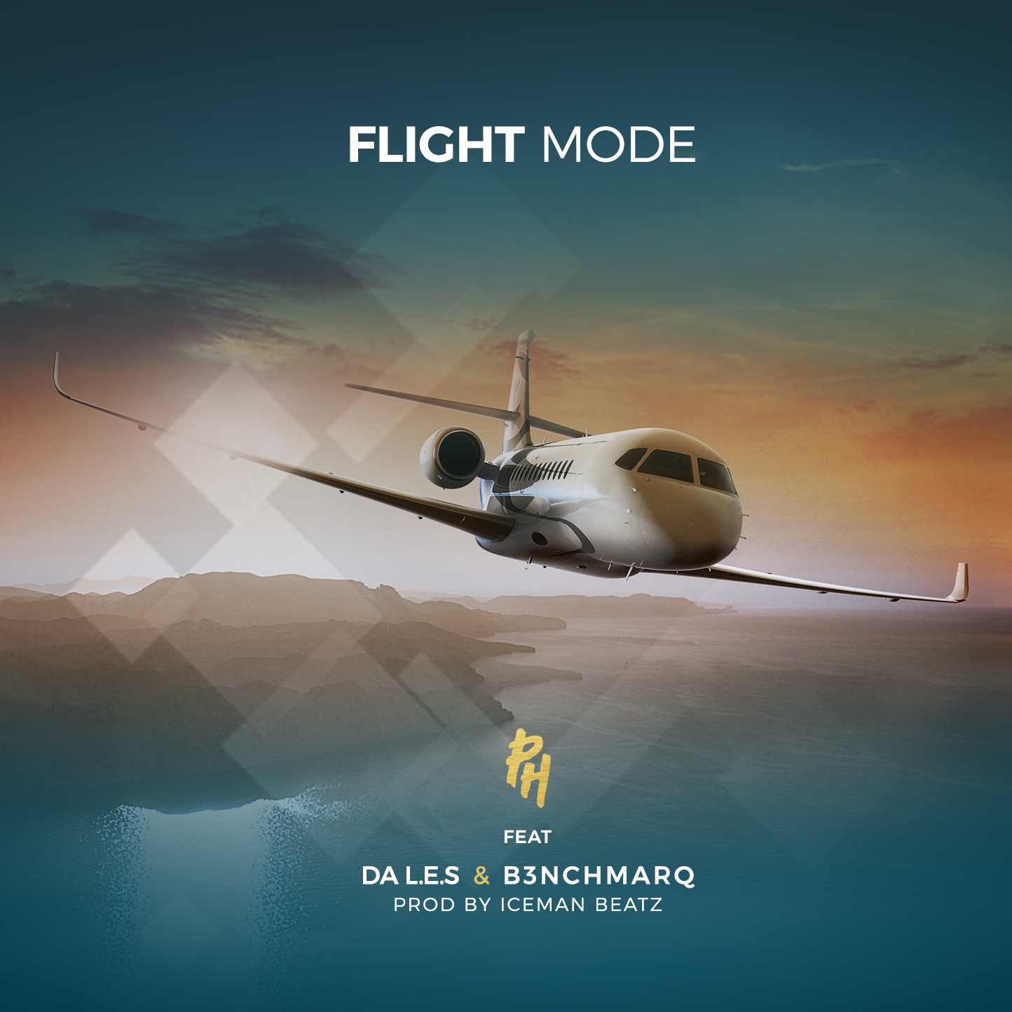 New Release: DJ pH - Flight Mode [ft Da LES, Benchmarq]