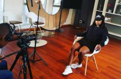 Watch Gigi Lamayne's Fire #SeeHer MTV Base Freestyle