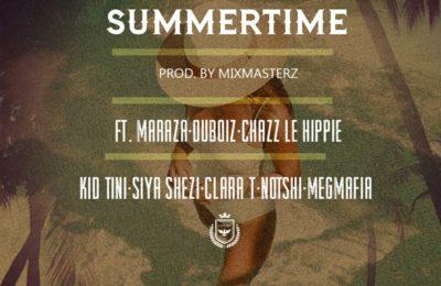 New Release: Rashid - Summertime [ft Maraza, DuBoiz, Kid Tini & More]