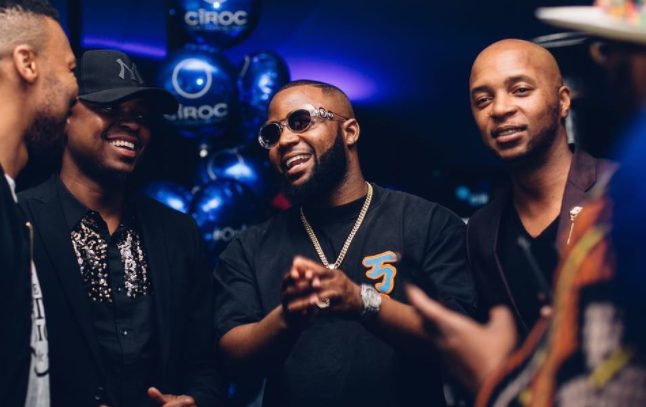 SA Celebs Who Are Showing Cassper's #FillUpFNB Love