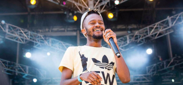 Kwesta Voted This Year's Favourite Music Star At The #YOUSpec2017
