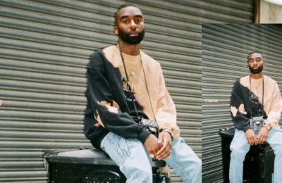 Riky Rick Has Finally Dropped The 'Buy It Out' Cover & Talks When It's Dropping