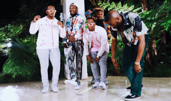 New Release Major League DJz - Do Better Video [ft Kly, Riky Rick, Patoranking]