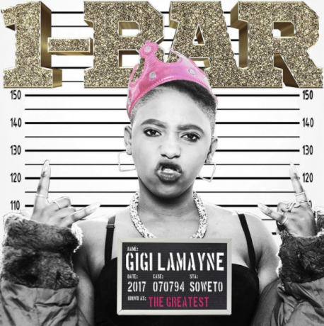 Stream & Download: Gigi Lamayne - 1 Bar