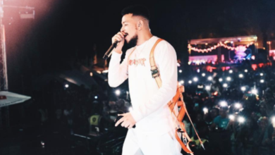 Check Out AKA's New Mandela Chain Inspired By The Jesus Piece